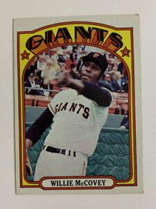 1972-Topps-Willie-McCovey-280-Baseball-Card-San-Francisco-Giants-SF-HOF