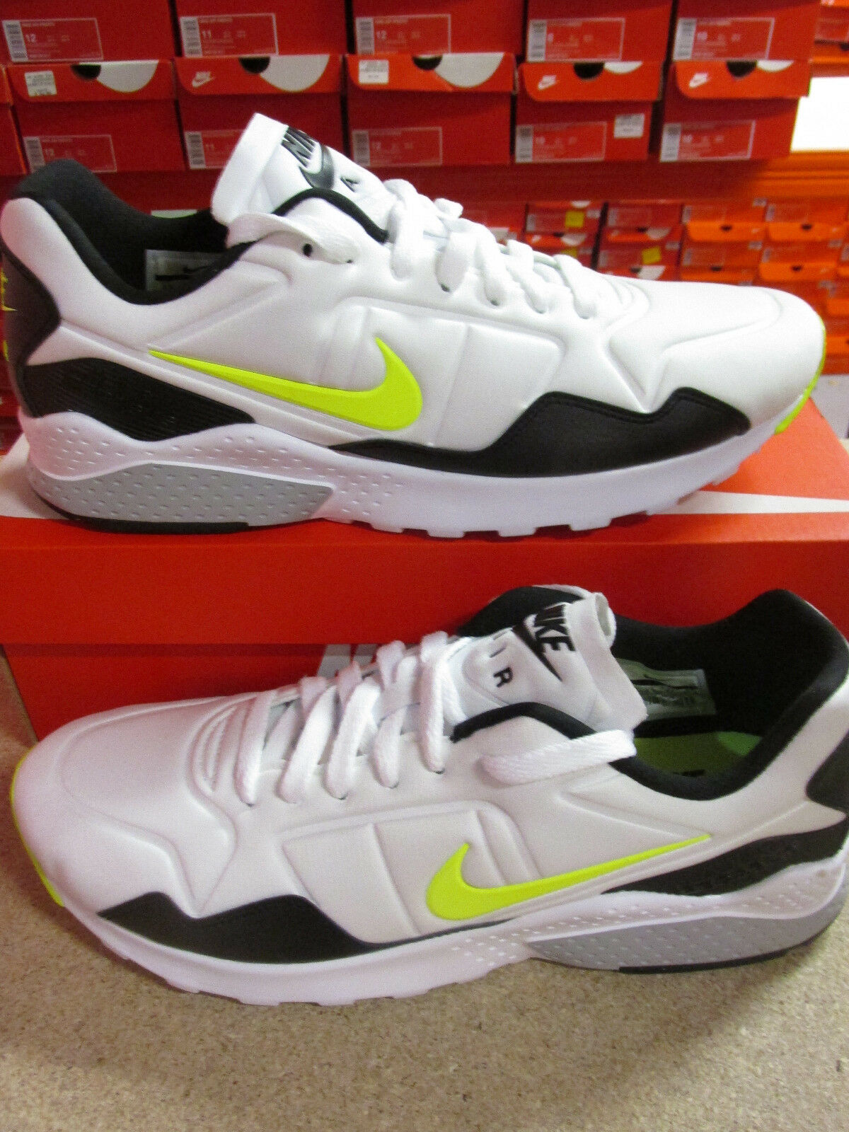 Nike Air Zoom Pegasus 92 homme fonctionnement Trainers 844652 101 Sneakers chaussures