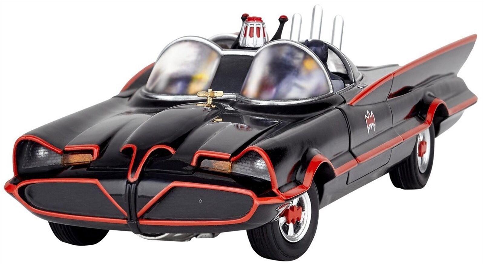 Kaiyodo figure complex MOVIE MOVIE MOVIE REVO Batmobile 1966 Batman Car Revoltech f63ad0