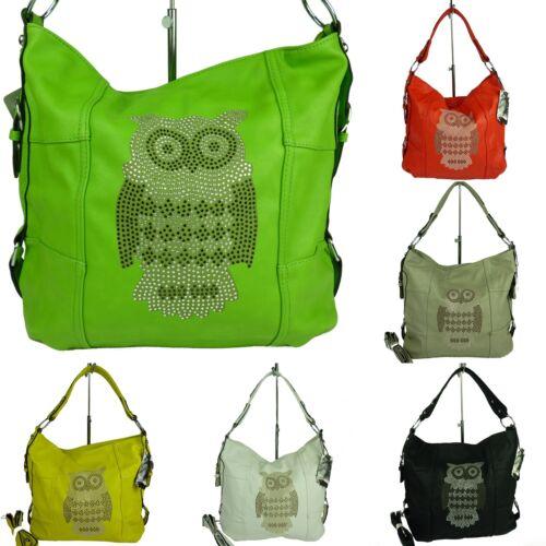 Talla De 257 Compra Bolsa Hombro Bag Lechuza Bolso 5rHxqwp5