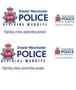 * Greater Manchester police crest DECAL choice of sets IDEAL FOR  CODE 3 MODELs