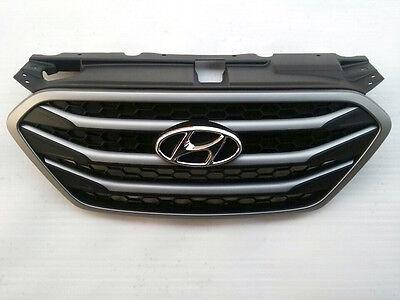 OEM Genuine Factory Front  Radiator Grille 1p For 2011 2015 Hyundai Tucson ix35