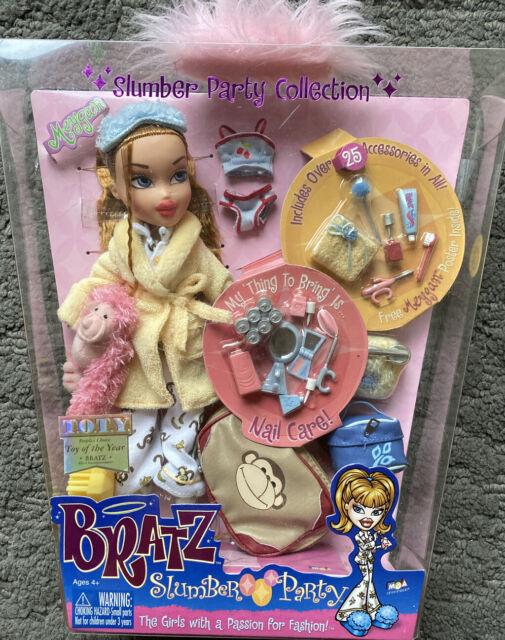 Great Collectible Bratz Doll! Bratz Sleepover Party Doll Cloe NIB