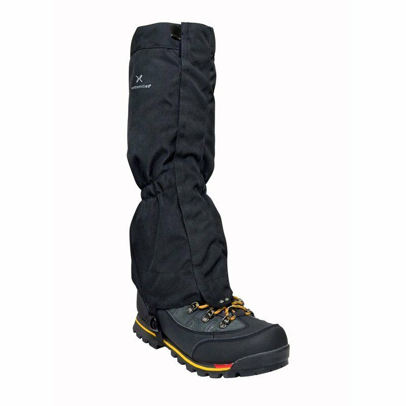 Extremities Field Gaiter for hiking fishing available in 2 sizes & 2 colour-ways