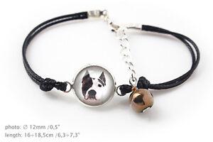 Amstaff. Bracelet for people who love dogs. Photojewelry. Handmade. CA - Zary, Polska - Amstaff. Bracelet for people who love dogs. Photojewelry. Handmade. CA - Zary, Polska