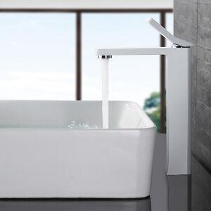 Modern-Badarmatur-Einbrennlack-Wasserhahn-Waschbecken-Mischbatterie-Waschtisch