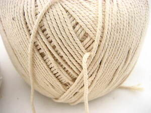 60ms 5mm cream Cotton Upholstery cushions curtain rope cord Edging Trimming rope