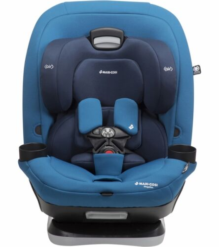 Open box Maxi-Cosi Magellan 5-in-1 Convertible Car Seat in Blue Opal NEW!