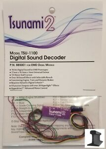 Soundtraxx-New-2020-Tsunami-2-TSU-1100-EMD-Diesel-Sound-Decoder-885001