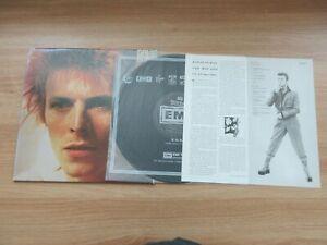 David-Bowie-Space-Oddity-13-Tracks-1992-Korea-Orig-LP-Gatefold-Insert-Glam