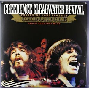 Creedence-Clearwater-Revival-Chronicle-The-20-Greatest-Hits-Vinyl-LP-NEW