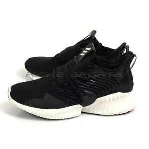 on sale 5bc66 e4226 Image is loading Adidas-Alphabounce-Instinct-CC-M-Black-White-Cushioning-