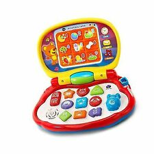 Vtech Brilliant Baby Laptop Frustration Educational Learn Toys