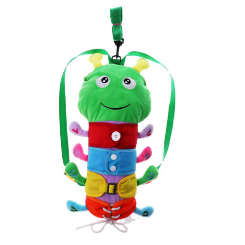Baby Safety Anti-lost Cartoon Kids Harness Strap Bags Toddler Backpack With Rein