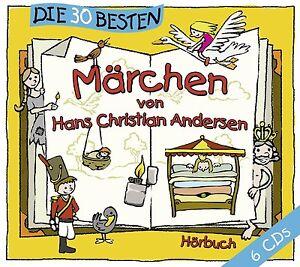 DIE-30-BESTEN-MARCHEN-VON-HANS-CHRISTIAN-ANDERSEN-6-CD-BOX-SET-NEU
