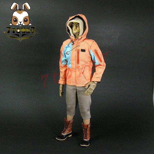 ACI Toys x Jason Siu 1/6 Primates in concrete jungle_ Figure in suit_Brad AT040S
