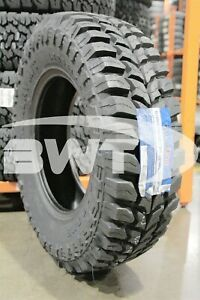 4-New-Roadone-Cavalry-M-T-MUD-111Q-Tires-2557517-255-75-17-25575R17