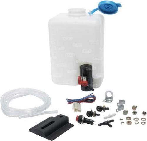 24v Ideal Trucks Forklifts A Universal Windscreen Washer Bottle Kit 24 Volt