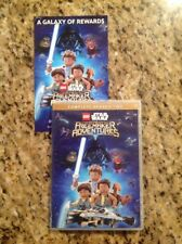 The LEGO Star Wars: The Freemaker Adventures - Complete Season Two (DVD, 2018)