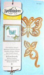 Brilliant-Butterfly-Spellbinders-D-Lites-Die-Set-S2-012-NEW
