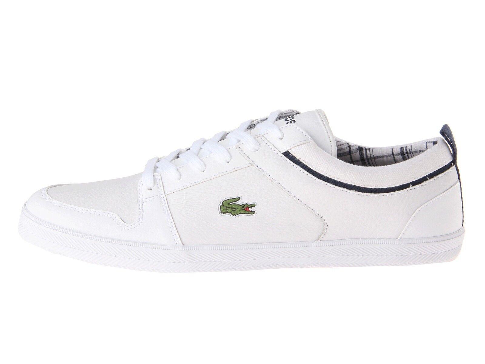 Lacoste Ojetti BHH Sport Casual  Leather scarpe da ginnastica scarpe US10 - US11 Bianco  promozioni di sconto