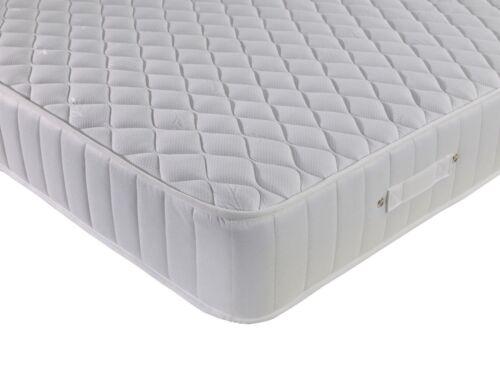10 Inch Luxury micro quilted diamond reflex foam spring mattress all sizes