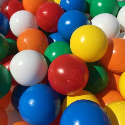 Soft Play 75mm Commercial  balls