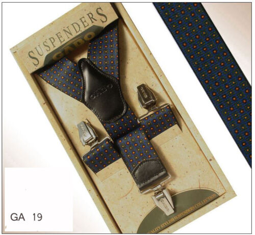 GABO Suspenders for men fashion items Korea production High Quality