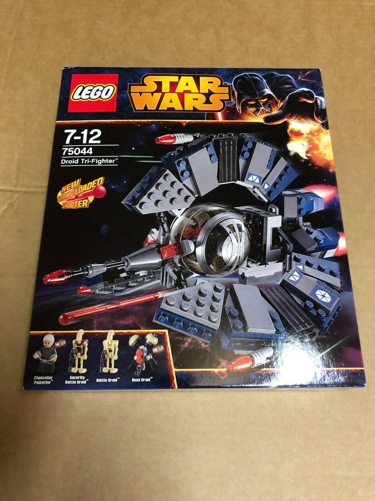 Lego Star Star Star Wars 75044 Droid Tri-Fighter Neu in OVP 59ad7f