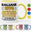 Indexbild 7 - Tasse mit Namen und Baujahr - Geburtstags-Tasse - Geschenk - Jahrgang - Spruch