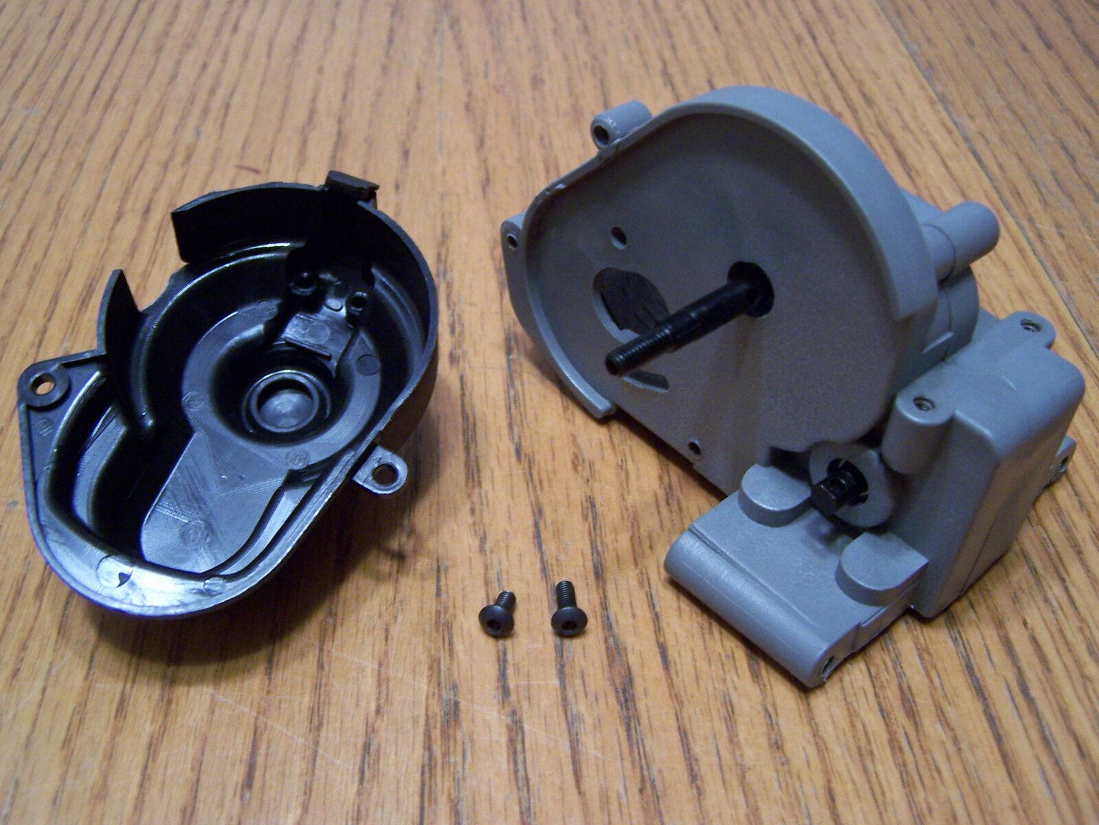 Traxxas RUSTLER VXL Magnum 272 Metal Gear Transmission w    Slipper Cover Gearbox 0a037f