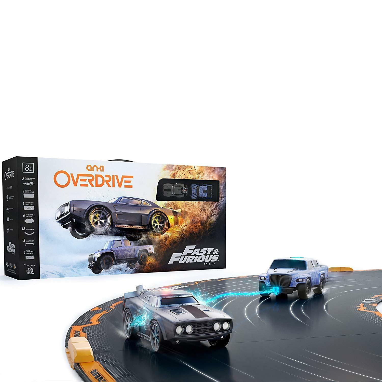 Anki Overdrive Fast and Furious Edition Fahrzeuge App-gesteuert Autorennbahn Ren