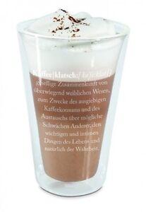 Thermoglas-Thermobecher-Thermo-Glas-Becher-Latte-Macchiato-Glas-034-Kaffeeklatsch-034
