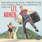 Lil' Abner by Shelly Manne (CD, Feb-2003, Original Jazz Classics)
