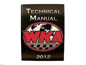 Wka 2016 tech manual | wka_man_2016 | bmi karts and parts.