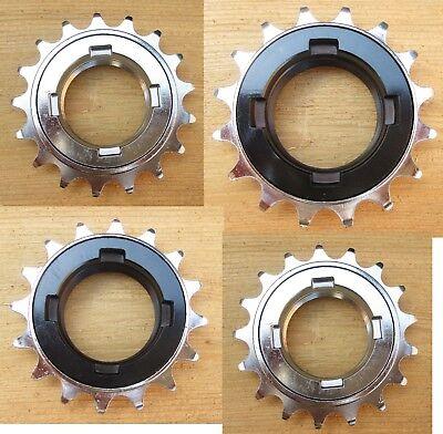 FreeWheel BMX Sunlite 3//32 and 1//8 Single Speed Bike Gear 14T 16T 17T