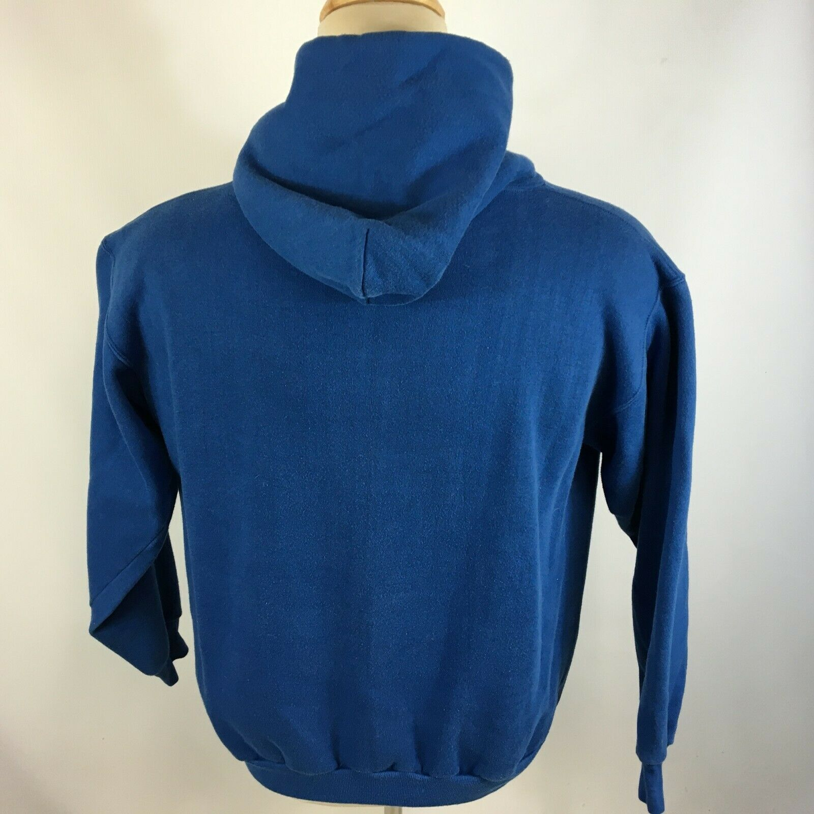 Vintage 60s 70s Russell Gold Tag Blue Blank Plain… - image 6