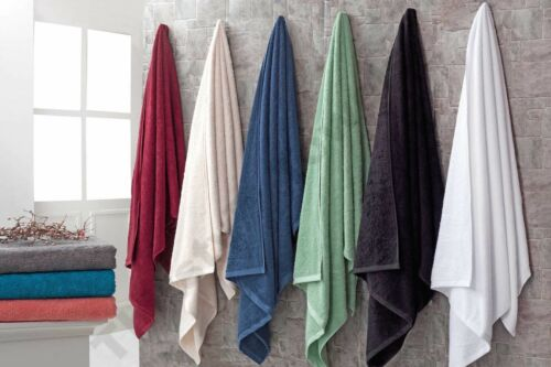 "Largest Bath sheet in USA-40/""x80 Genuine Thirsty® Towel."