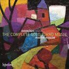 Erno Dohnnyi: The Complete Solo Piano Music, Vol. 1 (CD, Jan-2012, Hyperion)