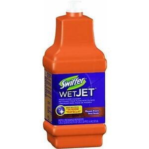 Swiffer Wood Floor Wetjet Cleaner No 23682 6pk Ebay