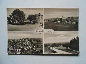 Symbole De La Marque Carte Postale Saxe. Jöhstadt/erzgeb.-b. Fr-fr Afficher Le Titre D'origine Facile à Utiliser