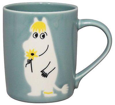 Moomin Mug Cup Little My Pink MM39-3-11 Yamaka from Japan