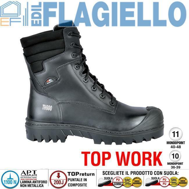 garanzia di qualità Scarpa Scarpa Scarpa da Lavoro Antinfortunistica Cofra BOISE UK S3 WR CI HRO SRC taglie 39 - 4  rivenditori online