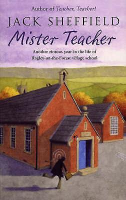 """""""AS NEW"""" Mister Teacher, Sheffield, Jack, Book"""