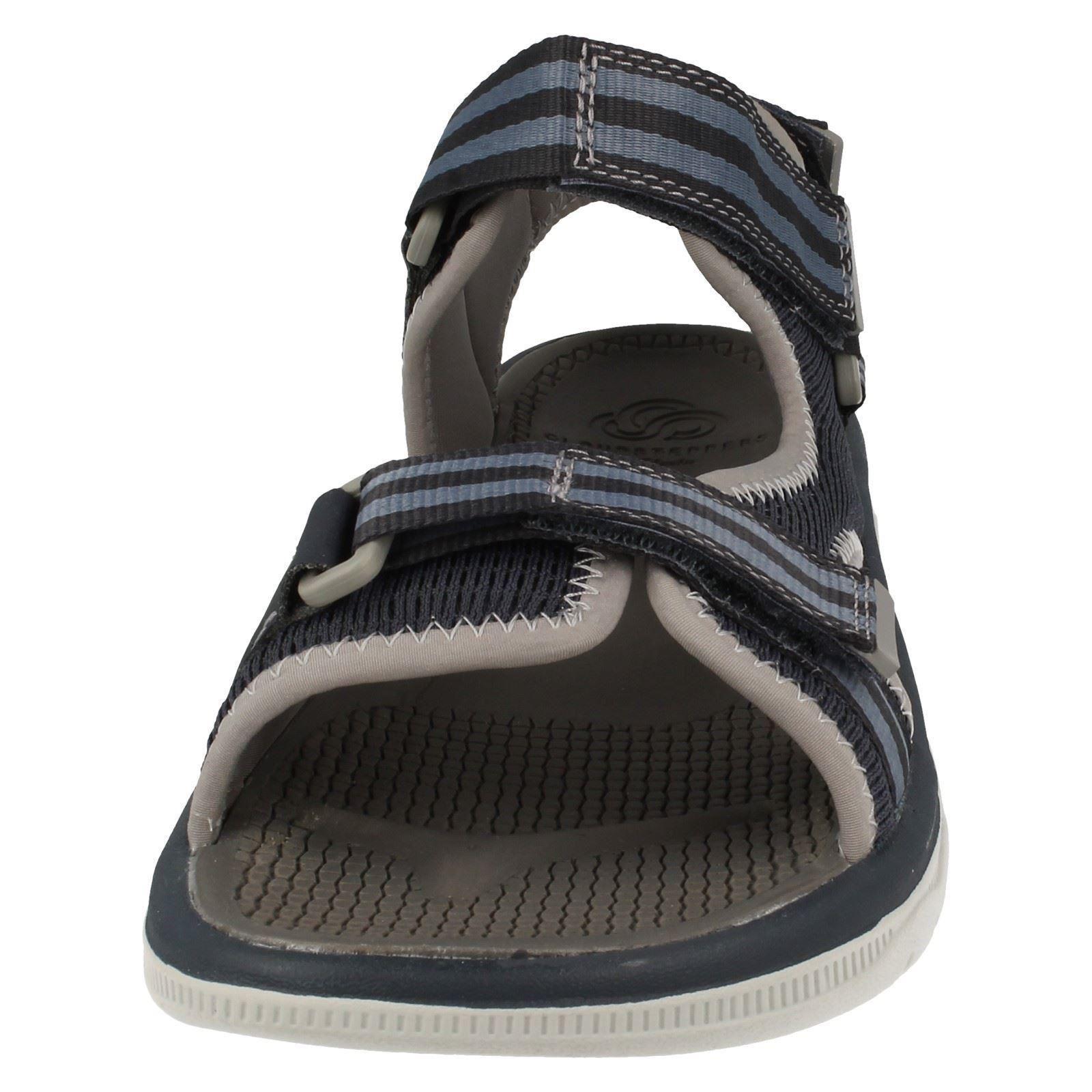 BALTA SKY  Herren CLARKS BEACH RIPTAPE CASUAL OPEN TOE BEACH CLARKS Schuhe STRAPPED SANDALS SIZE b57c24