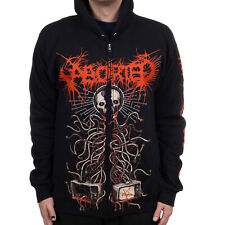 Authentic BEHEMOTH Band Amen Zip Up Hoodie Sweatshirt S M L XL 2XL NEW