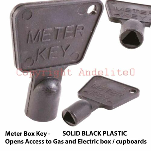 Radiator Bleed Keys /& Gas Electric Door Key /& Utility Quads NEXT DAY DELIVERY