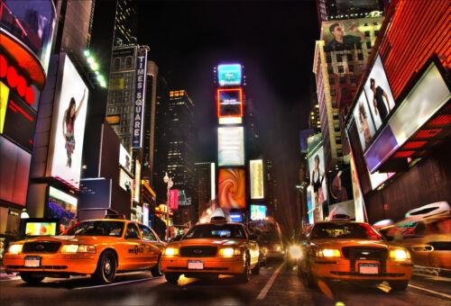 réf 1546 Stickers muraux autocollant déco New York 16 dimensions