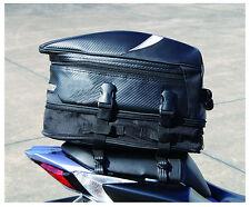 Universal RSS MOTORCYCLE SEAT BAG /BOLSA COLIN MOTO 18,5 L LEER BIEN /READ ALL !