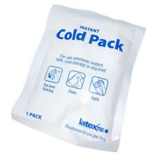 CASE OF 24! Instant Cold Compress Ice Packs 6 x 9 Calcium Ammonia Nitrate Based